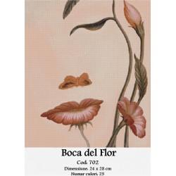 Boca del Flor (kit goblen)