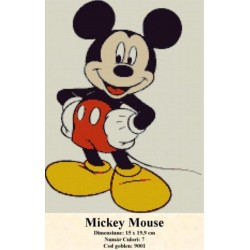 Mickey Mouse (kit goblen)