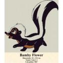 Bamby flower (kit goblen)