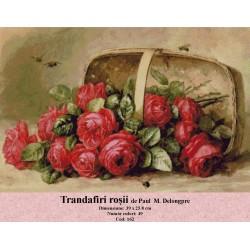 Trandafiri rosii de Paul  M. Delongfre