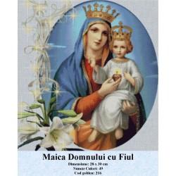 Maica Domnului cu Fiul