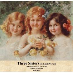Three Sisters de Emile Vernon