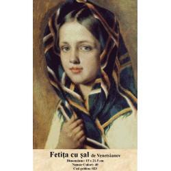 Fetita cu Sal de Venetsianov