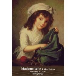 Madmoiselle de Vigee Lebrun
