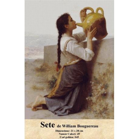 Sete de William Bouguereau
