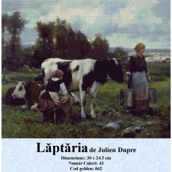 Laptaria de Julien Dupre