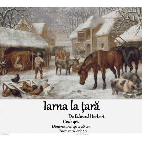 Iarna la tara de Edward Herbert